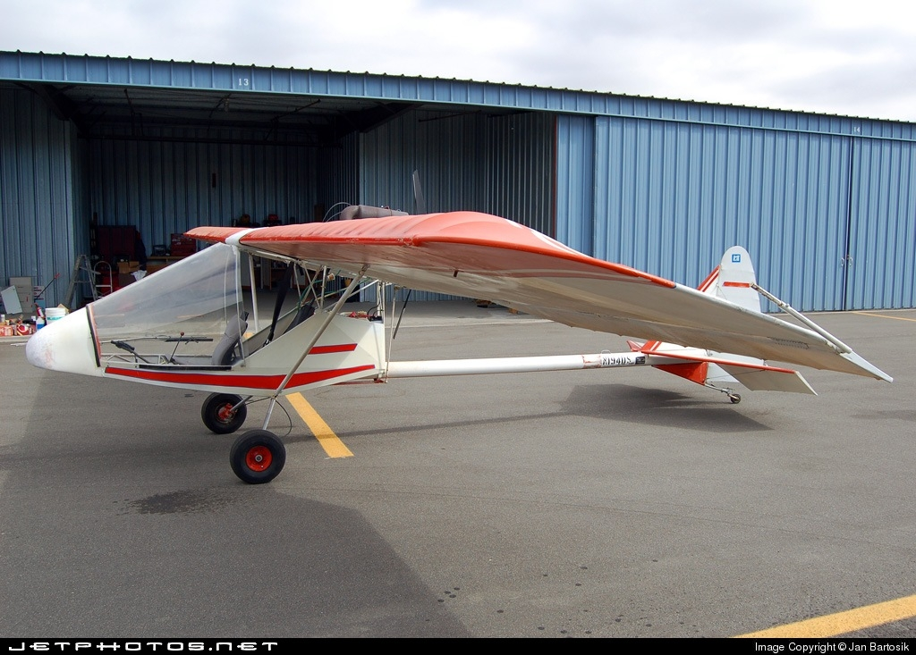 N194DS - Kolb FireStar II - Private