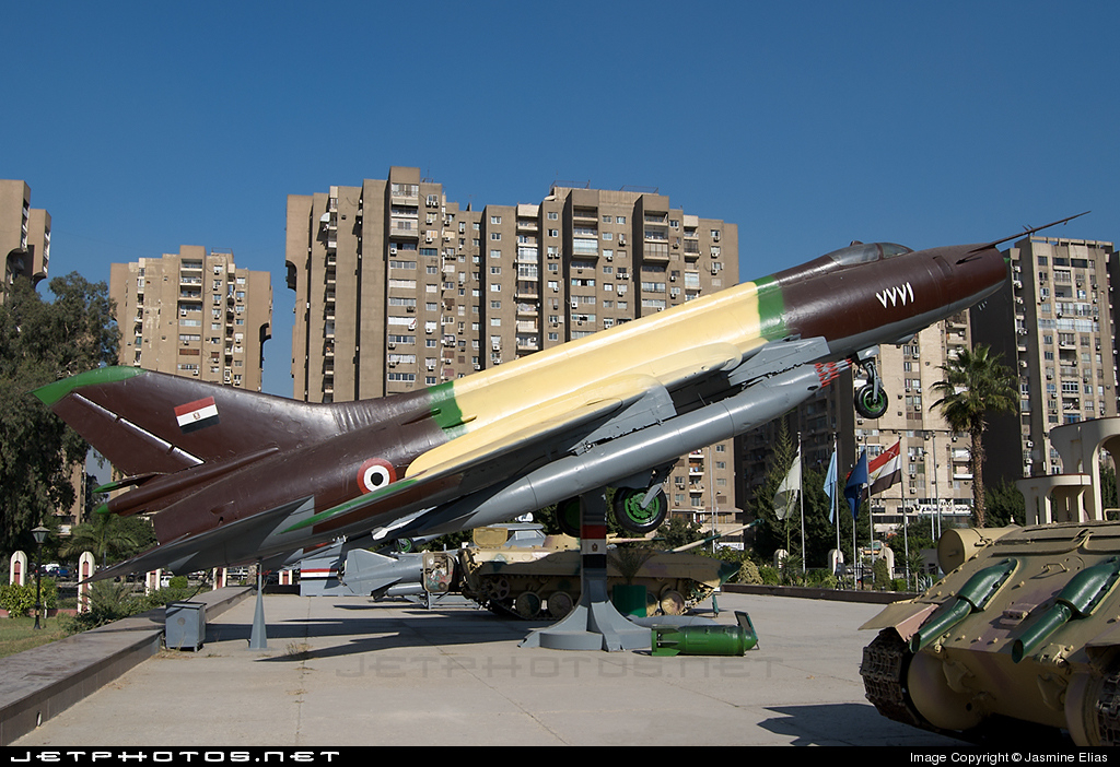 7771 - Sukhoi Su-20 Fitter C - Egypt - Air Force