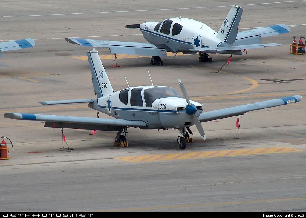 370 - Socata TB-20 Pashosh - Israel - Air Force