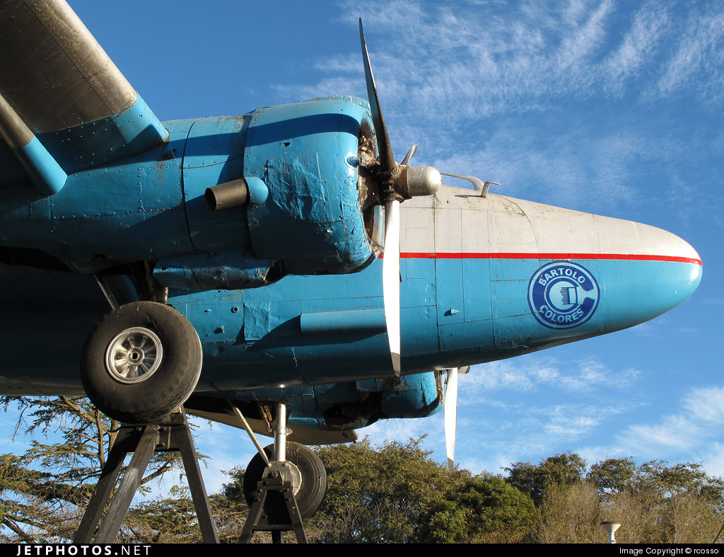 LV-ACR - Lockheed 18 Lodestar - Private