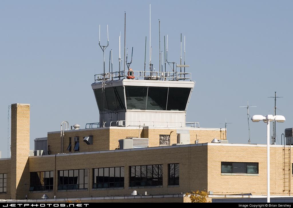 KAVP - Airport - Control Tower