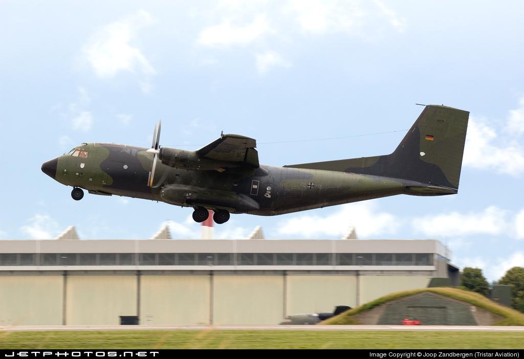50-81 - Transall C-160D - Germany - Air Force