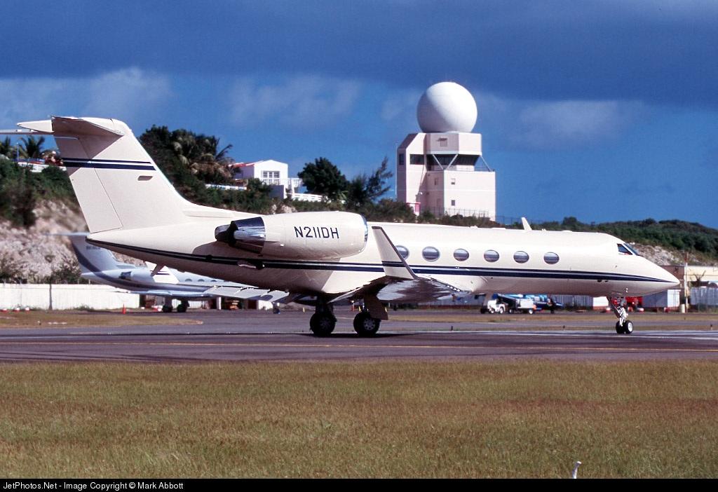 N211DH - Gulfstream G-IV(SP) - Private
