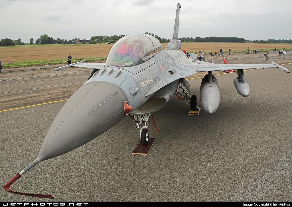 081 - Lockheed Martin F-16D Fighting Falcon - Greece - Air Force