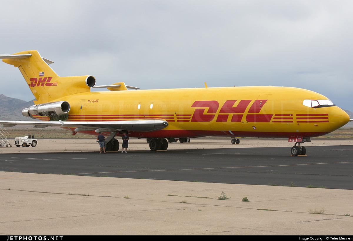 N770AT - Boeing 727-2B7(Adv)(F) - DHL (ASTAR Air Cargo)