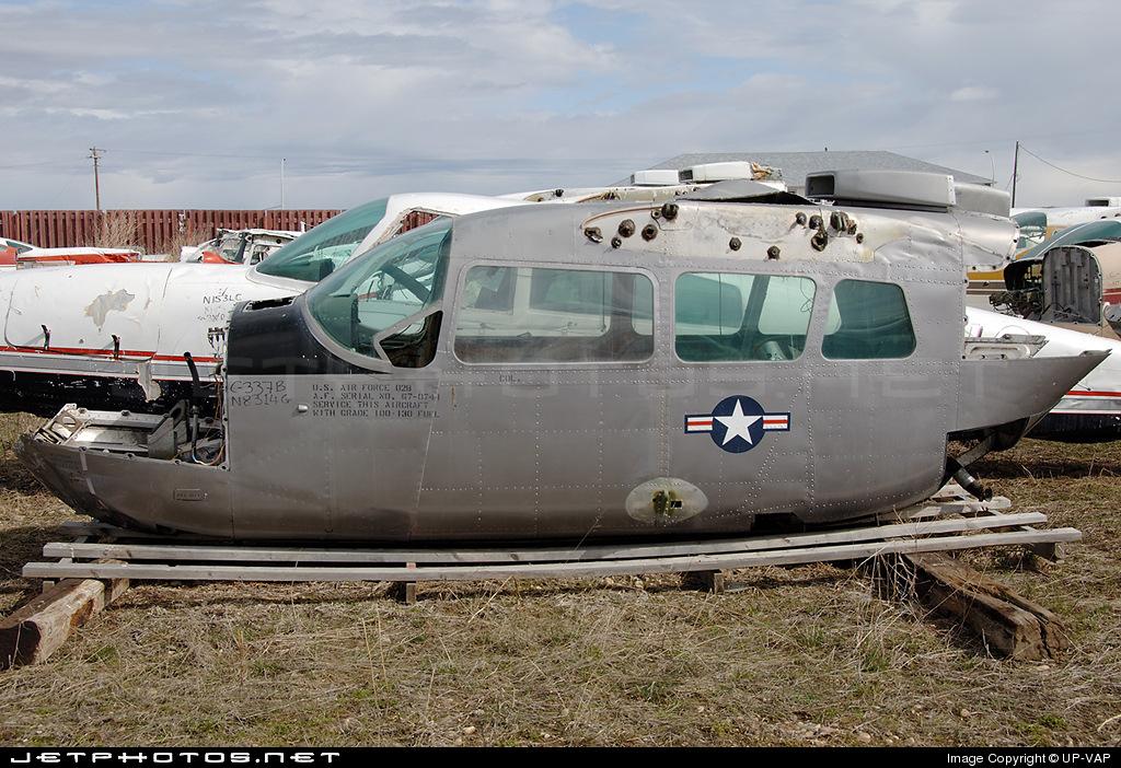 N8314G - Cessna 337A Super Skymaster - Private
