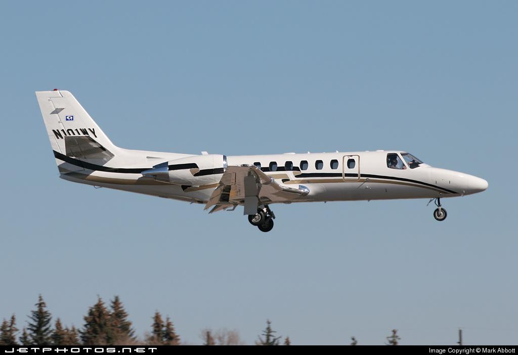 N101WY - Cessna 560 Citation Encore - Private