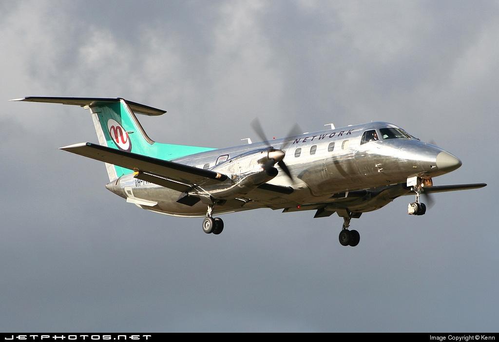 VH-TWZ - Embraer EMB-120ER Brasilia - Network Aviation