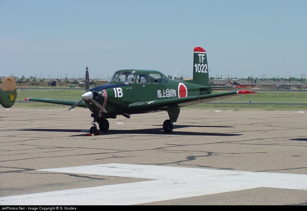 N122TF - Fuji LM-1 - Commemorative Air Force