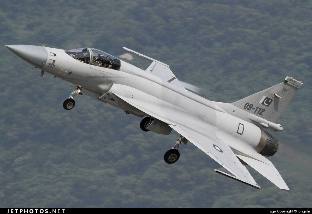 09-112 - Chengdu JF-17 Thunder - Pakistan - Air Force
