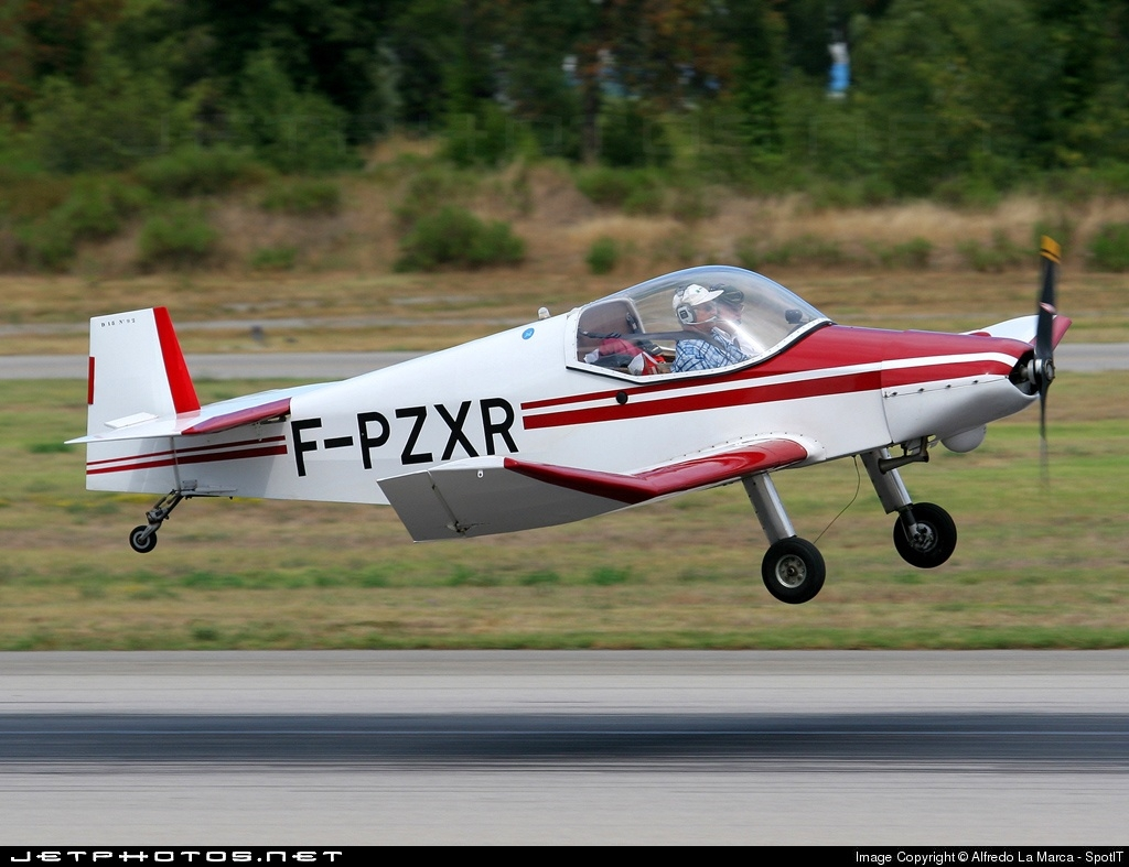 F-PZXR - Jodel D18 - Private