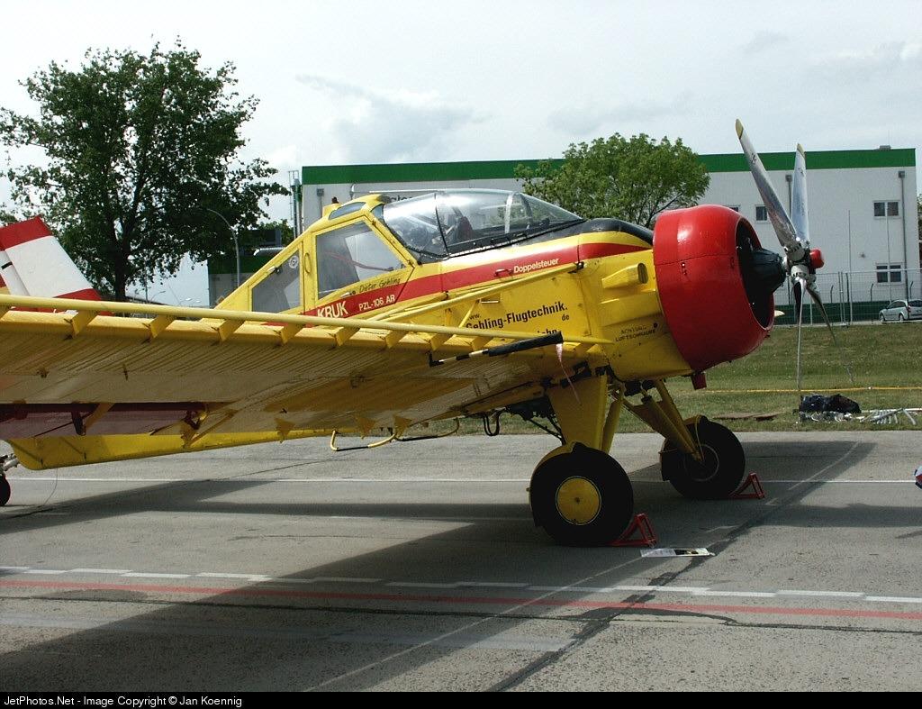 - PZL-106 - Private