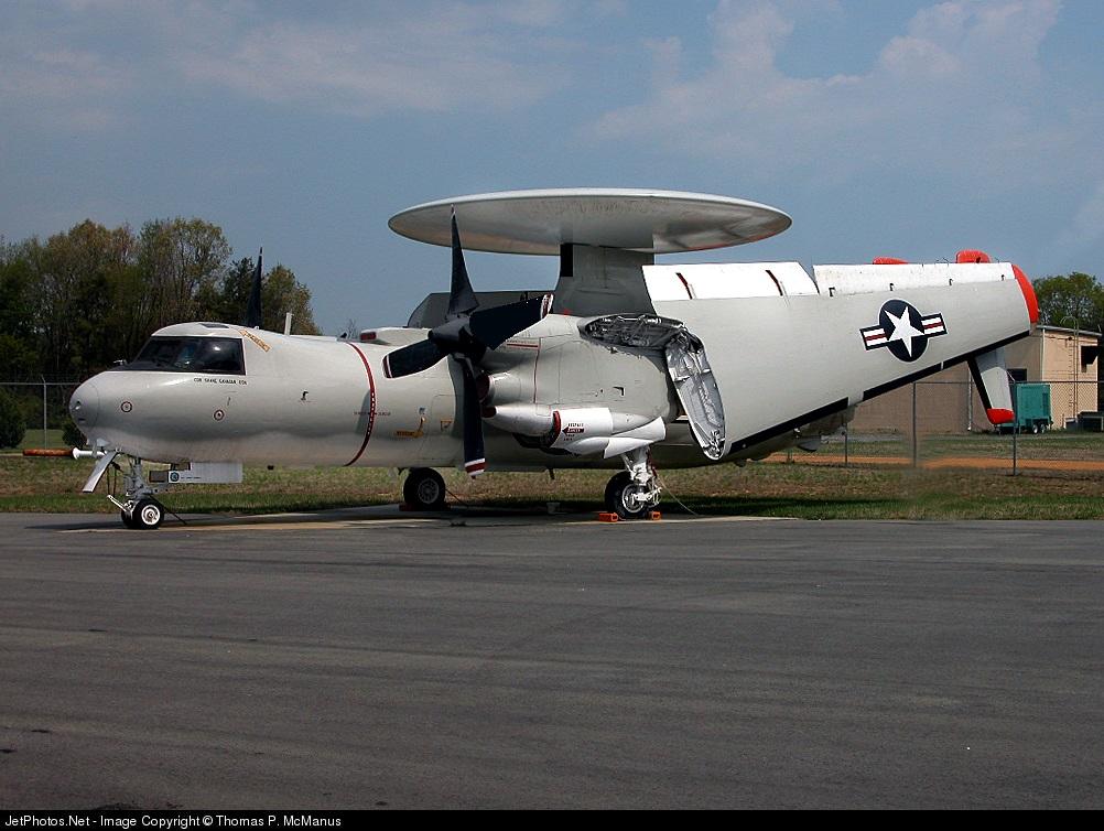 152476 - Grumman  E2B  Hawkeye - United States - US Navy (USN)