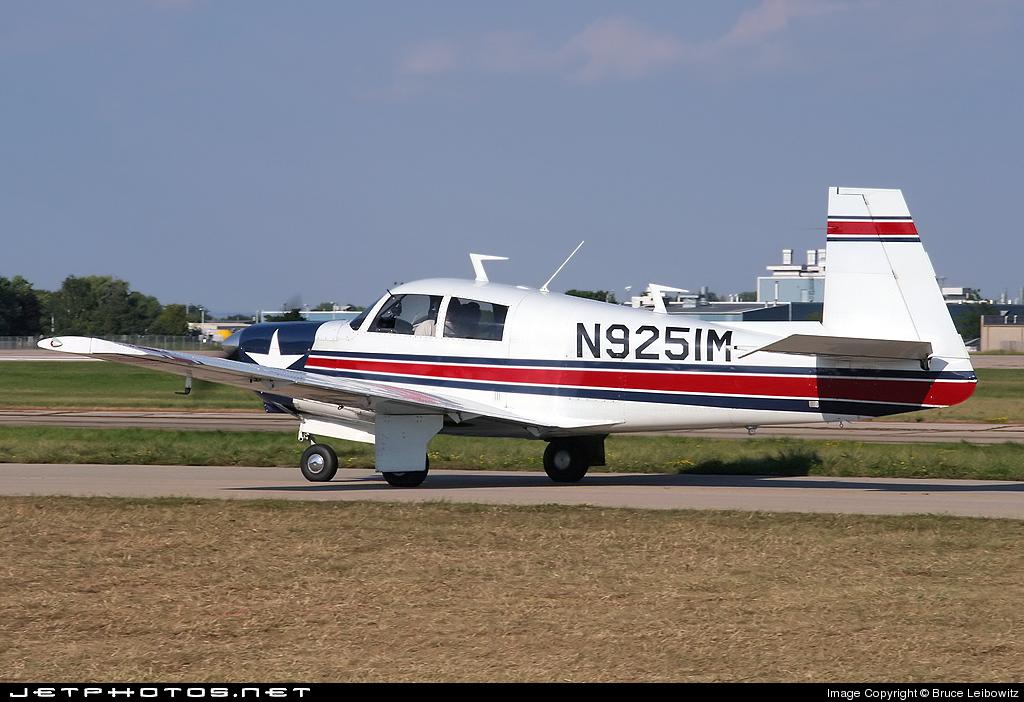 N9251M - Mooney M20C - Private