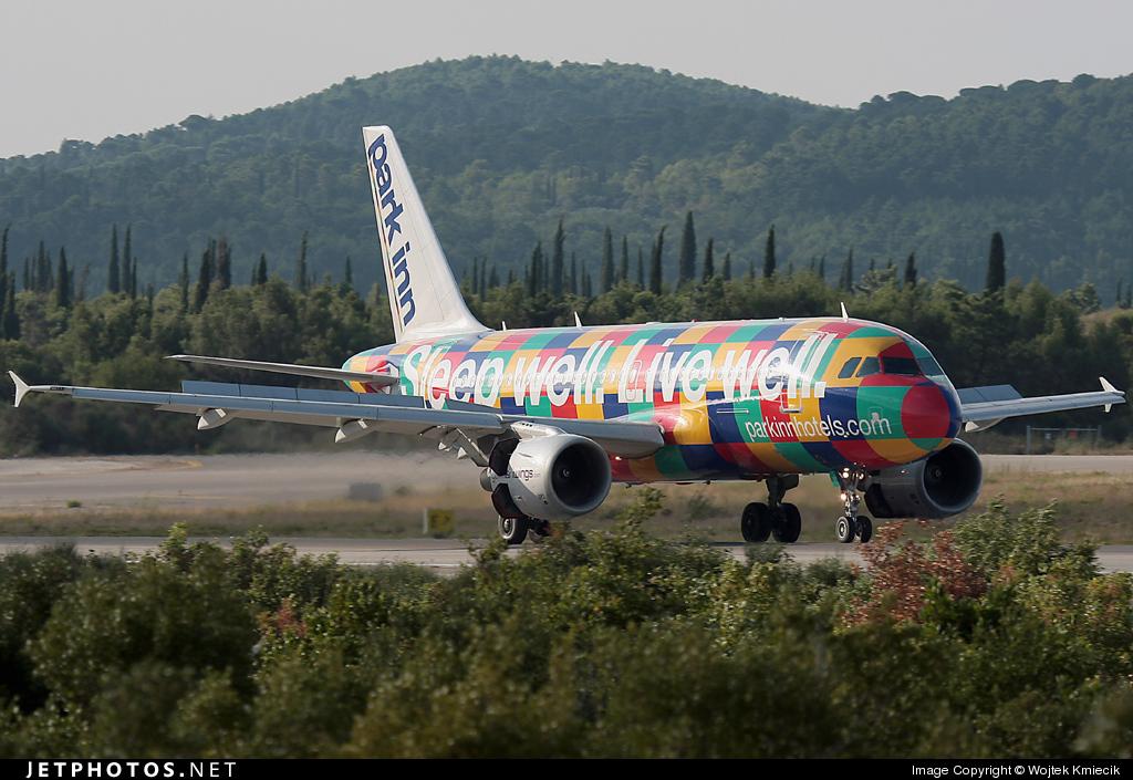 D-AKNF - Airbus A319-112 - Germanwings