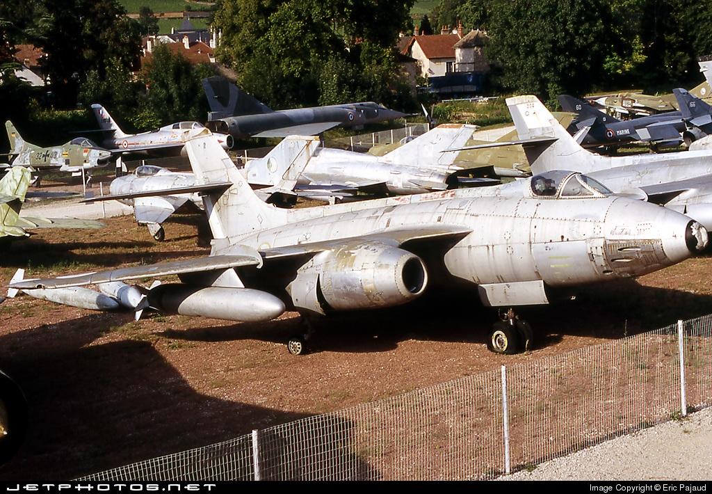 2 - Sud Aviation SO.4050 Vautour IIA - France - Air Force