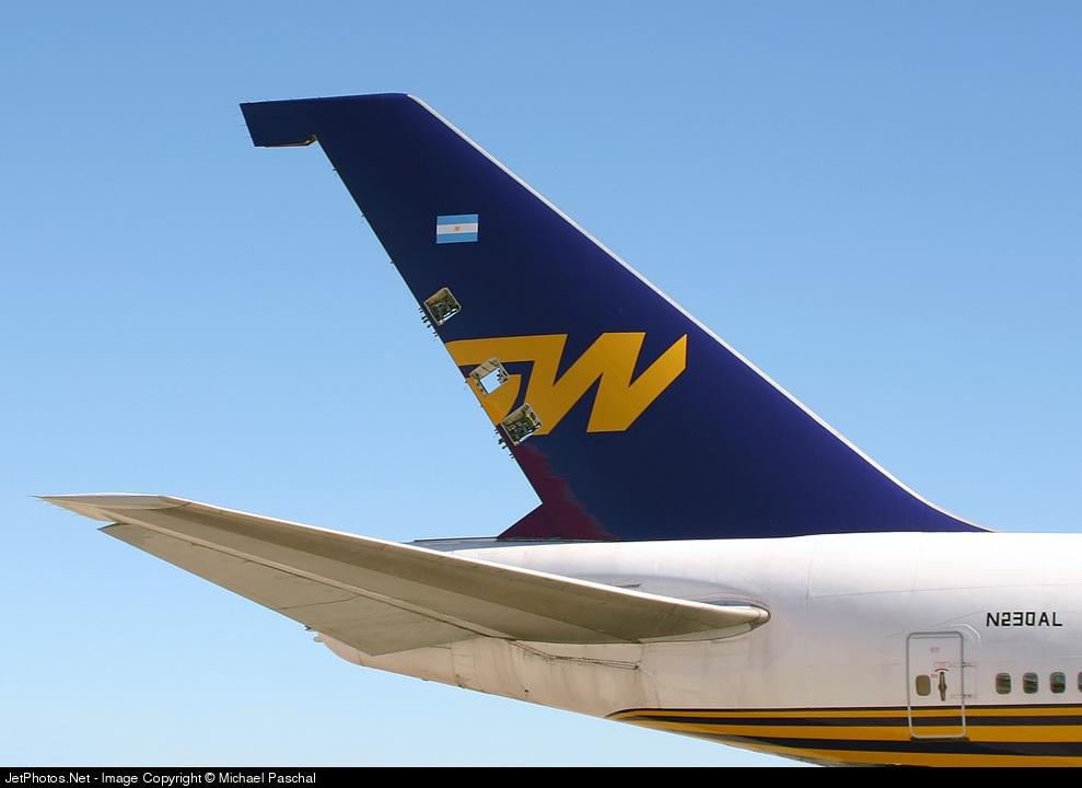 N230AL - Boeing 747-267B - Southern Winds