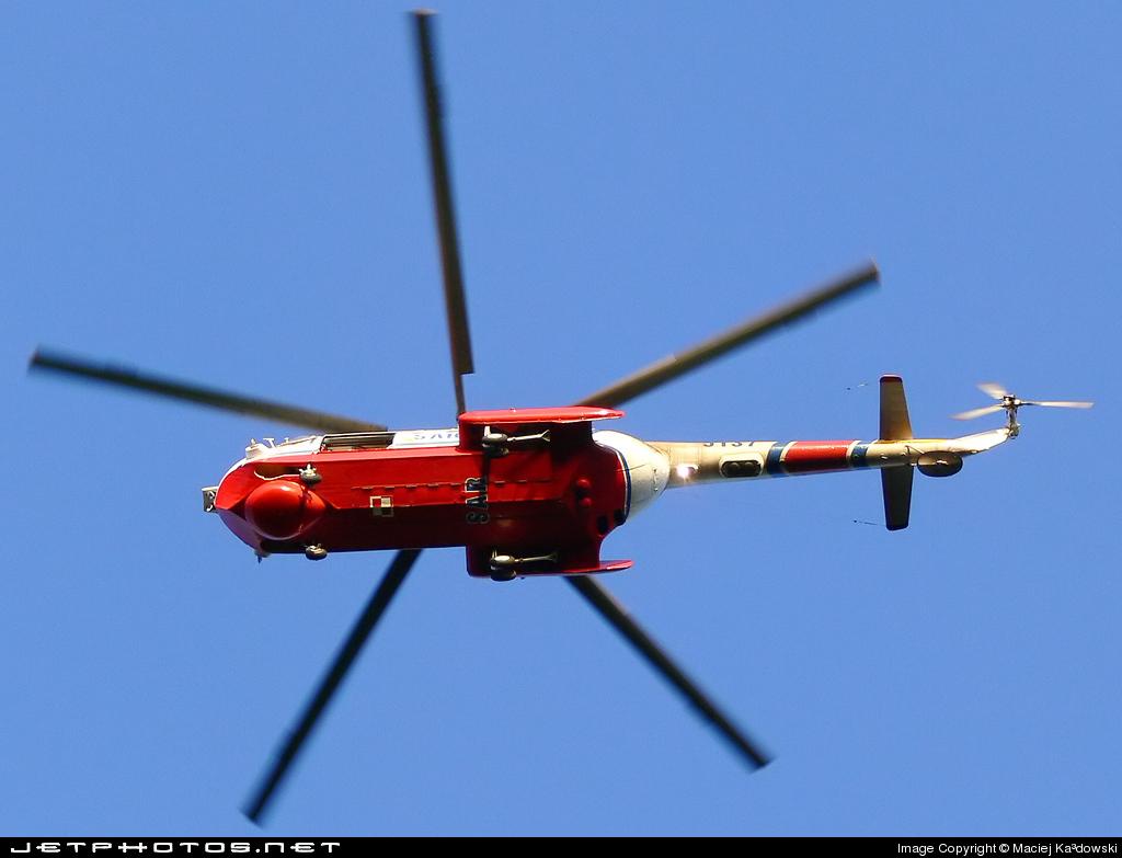 5137 - Mil Mi-14PS Haze A - Poland - Navy