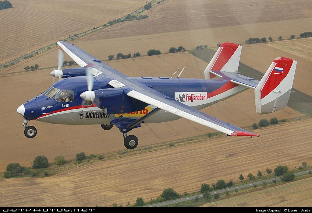 RF-00308 - Antonov An-28 - MD-Skydive Magdeburg