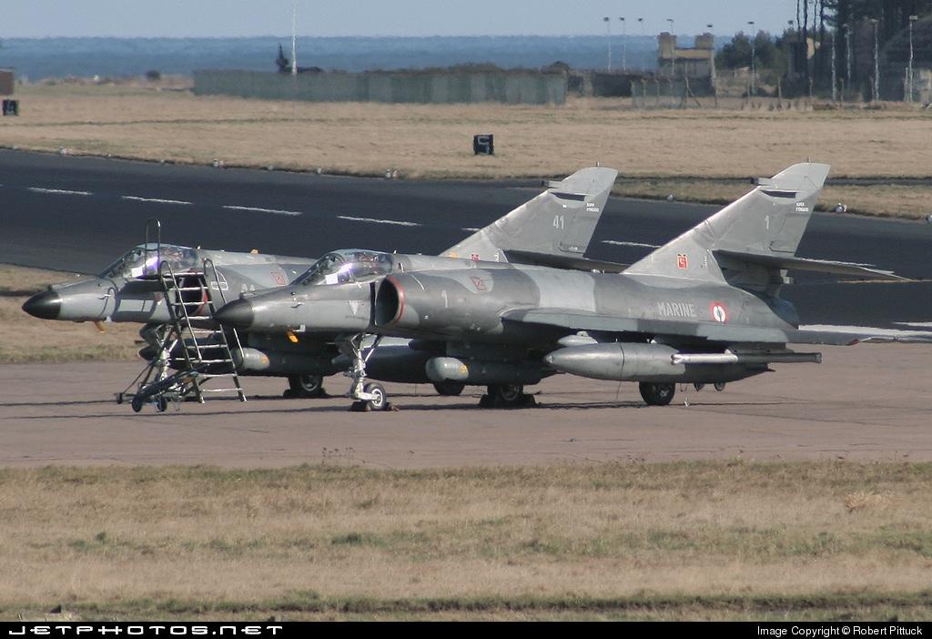 1 - Dassault Super Étendard - France - Navy