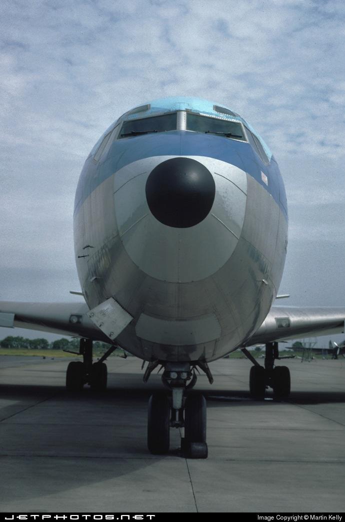 9G-MAN - Boeing 707-331C - Zimex Aviation