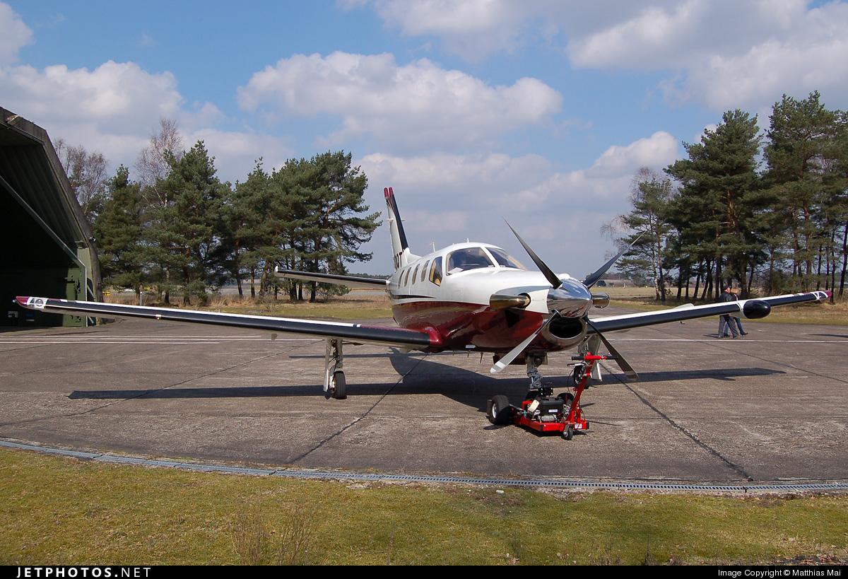 N700QT - Socata TBM-700 - Private