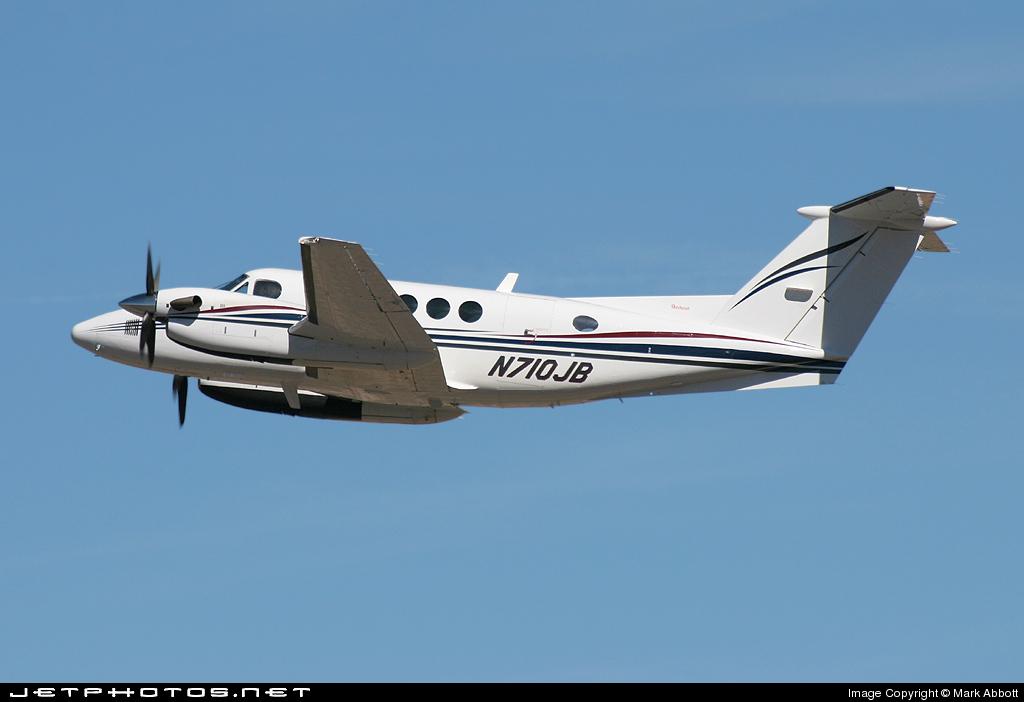 N710JB - Beechcraft B200 Super King Air - Private