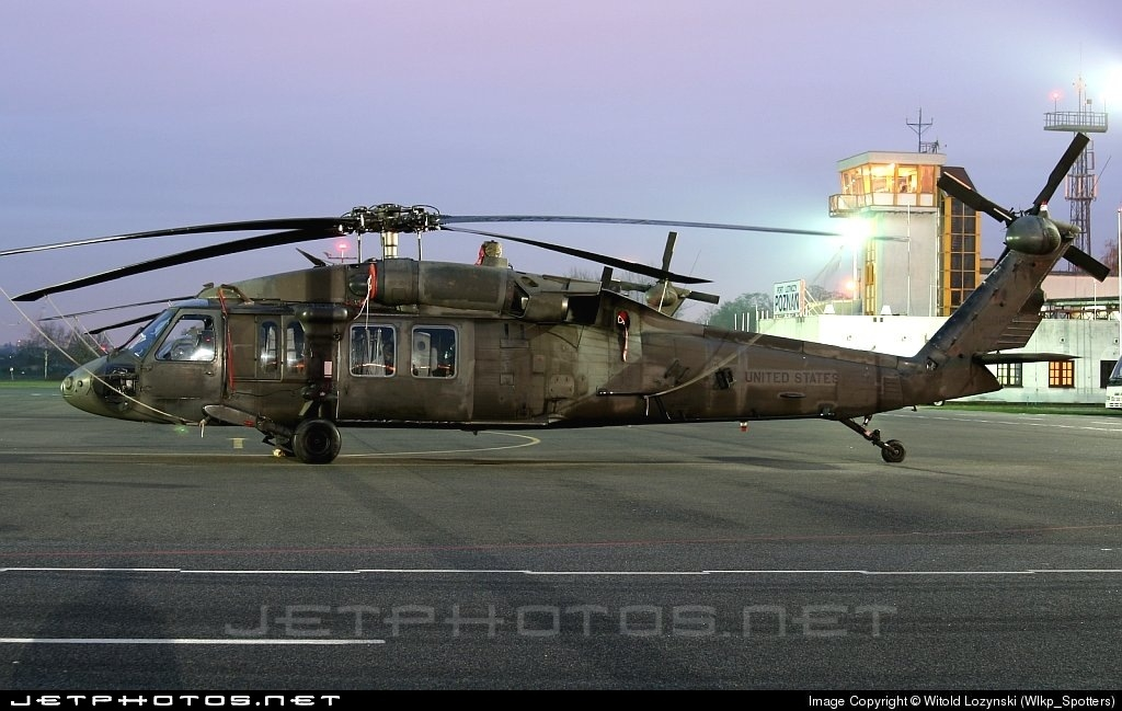 96-26689 - Sikorsky UH-60L Blackhawk - United States - US Army