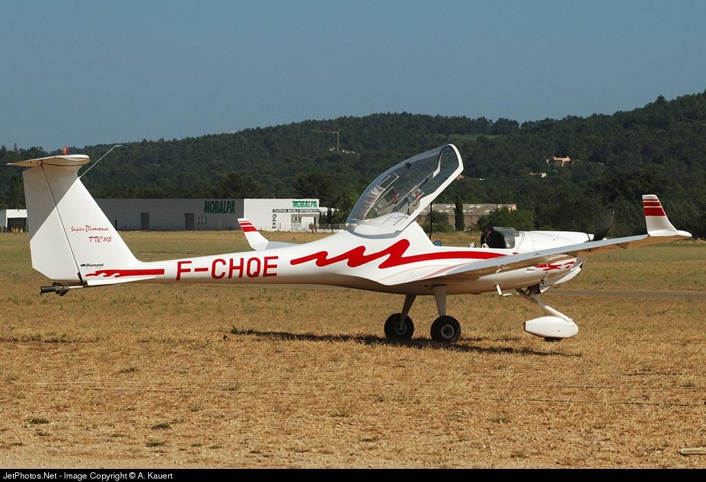 F-CHQE - Diamond HK-36TTC Super Dimona - Private