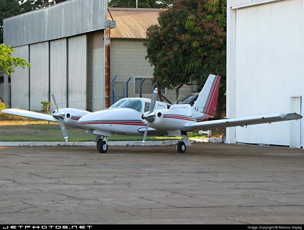 PT-RFG - Embraer EMB-810C Seneca II - Private