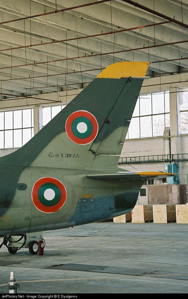206 - Aero L-39ZA - Bulgaria - Air Force