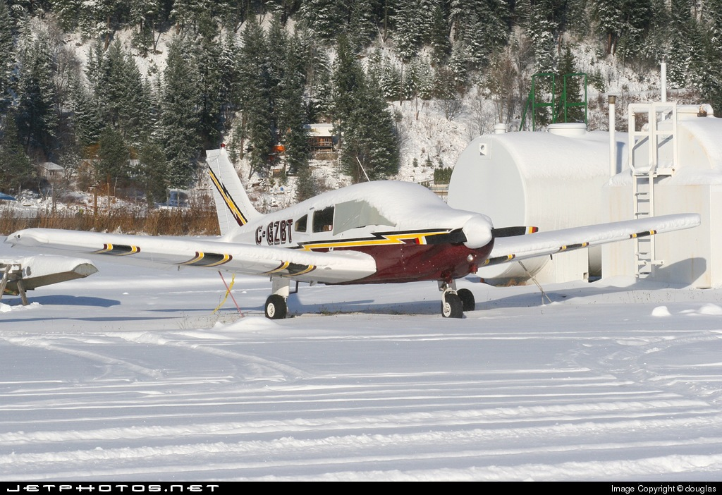 C-GZBT - Piper PA-28-181 Archer II - Private