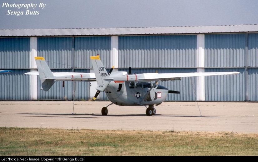 N57BB - Cessna O-2A Super Skymaster - Private
