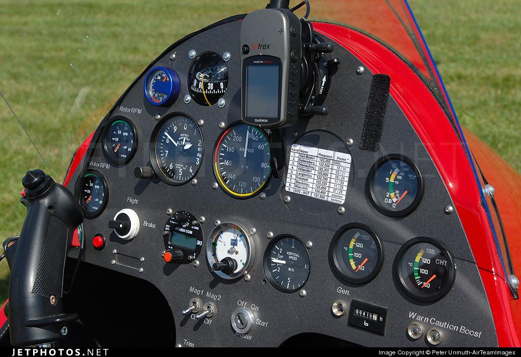 D-MLGP - Auro-Gyro MTO-Sport - Private