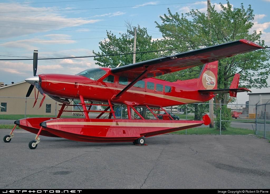 C-GUAY - Cessna 208 Caravan - Private