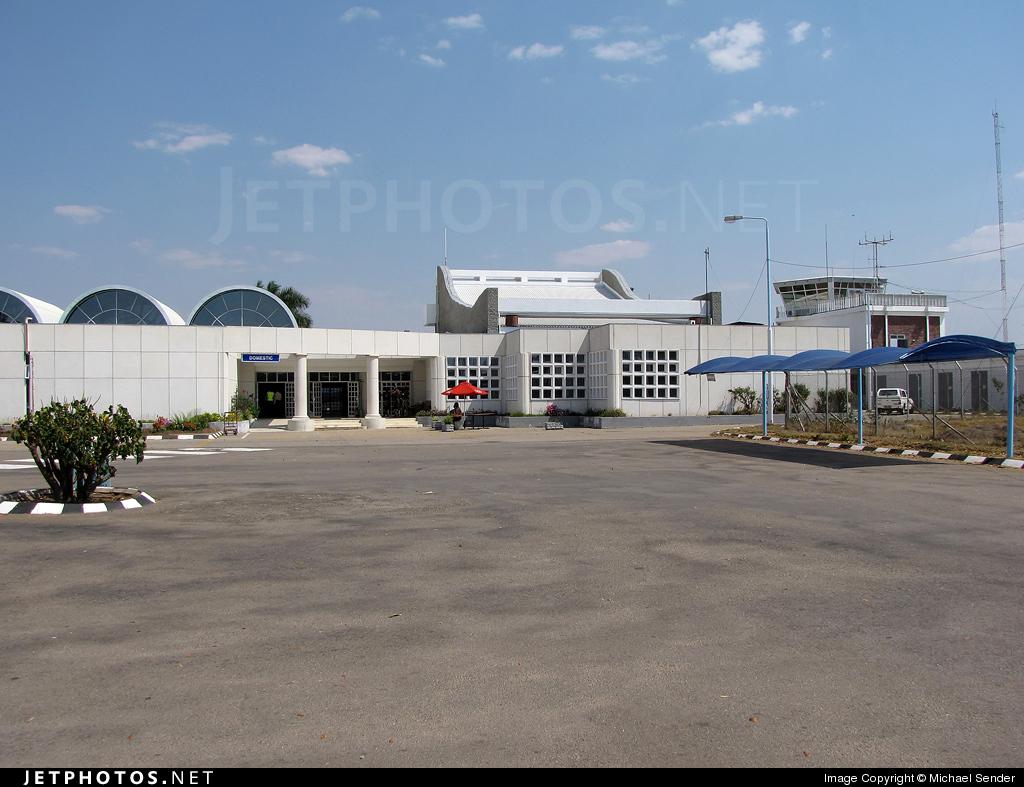 FVFA - Airport - Terminal