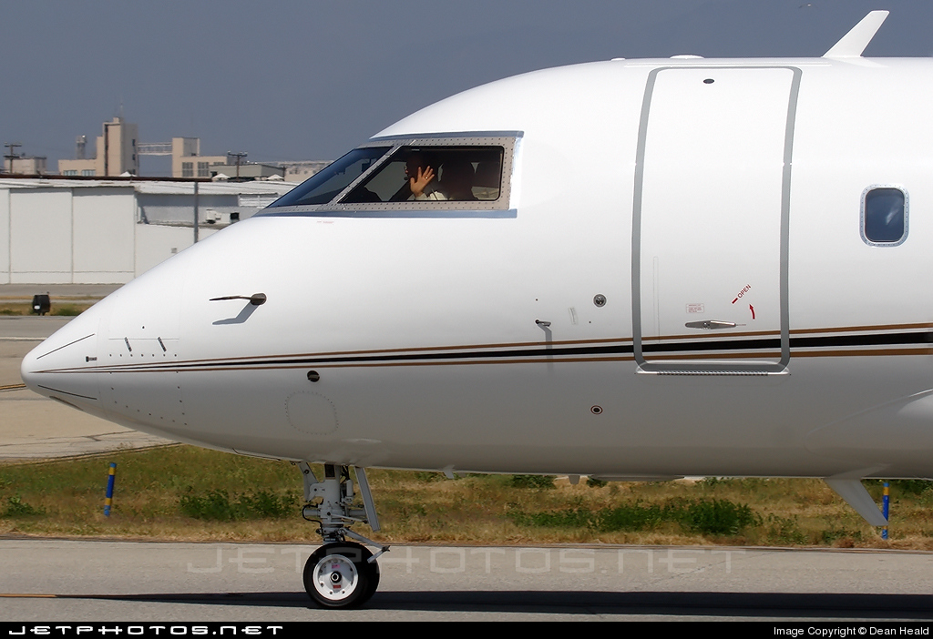 N888WS - Canadair CL-600-1A11 Challenger 600 - Private