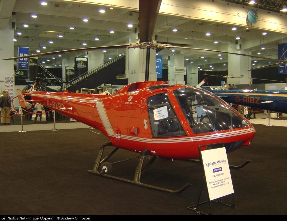 G-BXRD - Enstrom 280FX Shark - Eastern Atlantic Helicopters