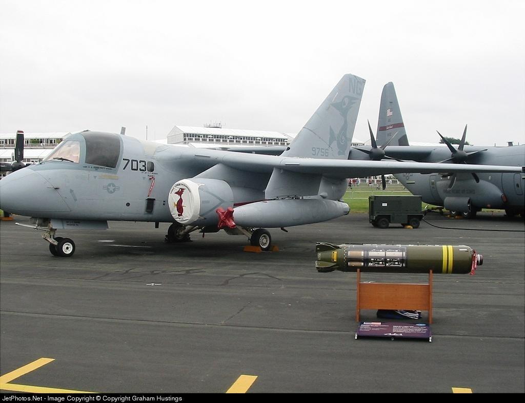 159756 - Lockheed S-3 Viking - United States - US Navy (USN)