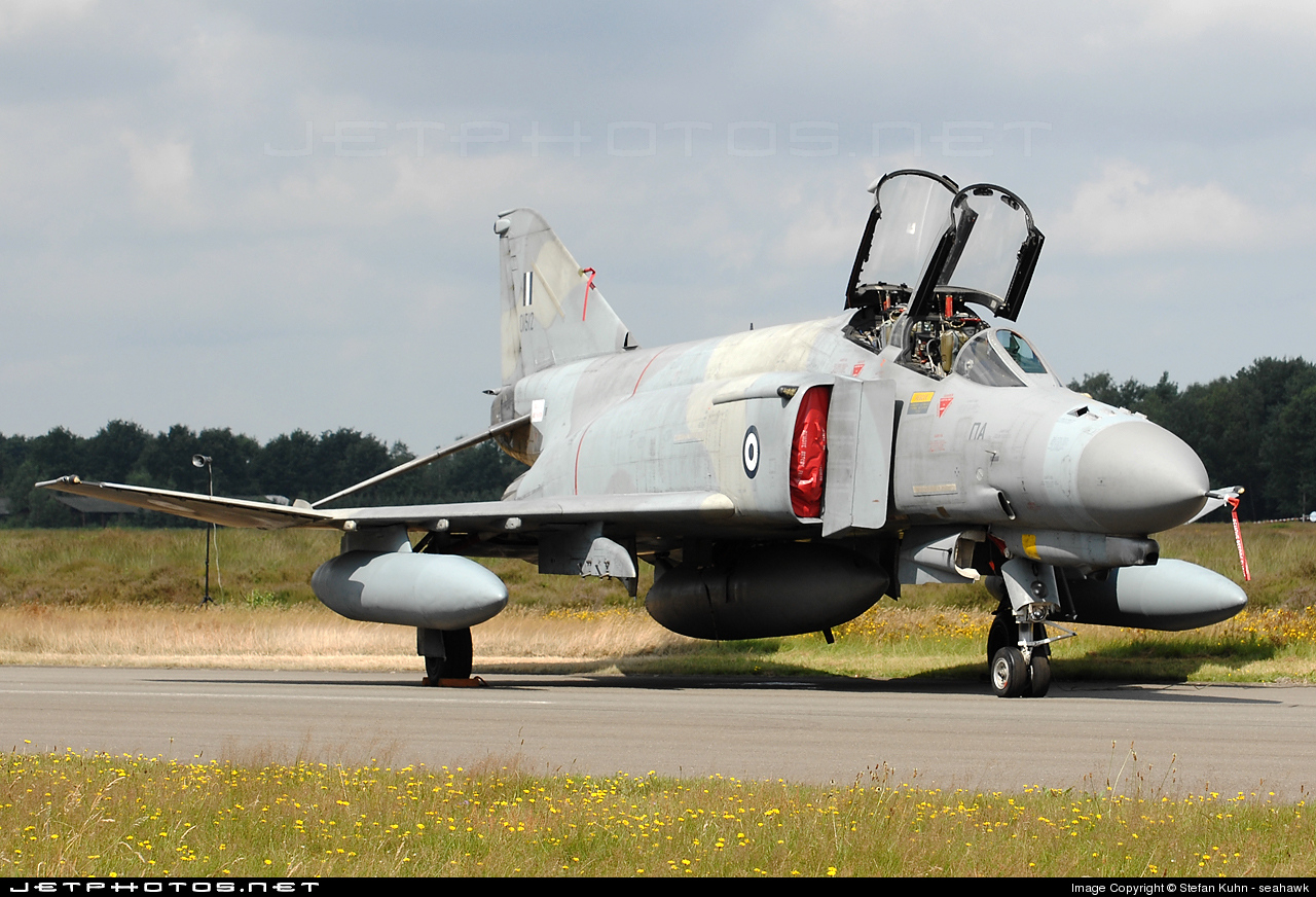 01512 - McDonnell Douglas F-4E AUP Phantom II - Greece - Air Force