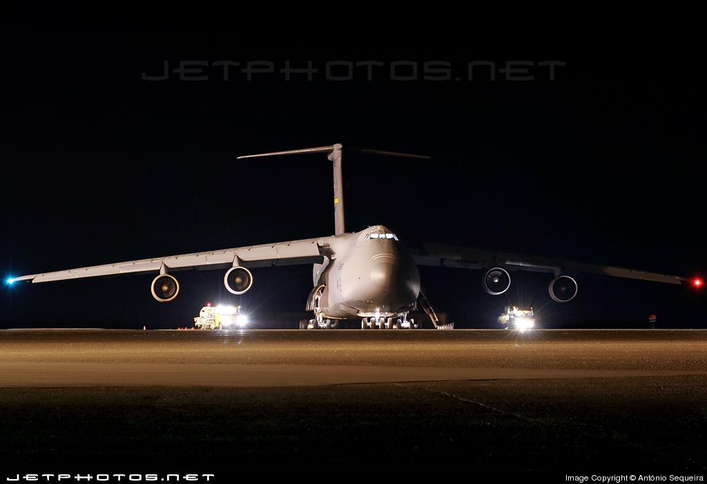 85-0003 - Lockheed C-5B Galaxy - United States - US Air Force (USAF)