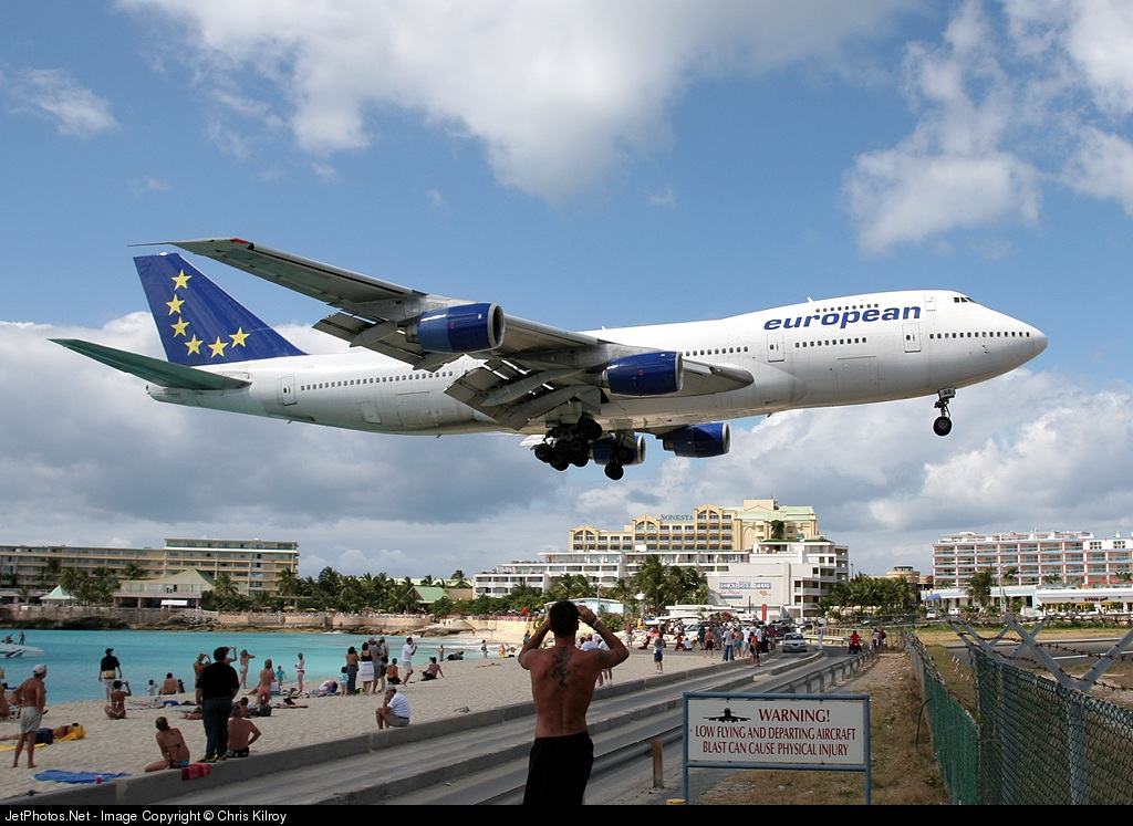 G-BDXE - Boeing 747-236B - European Aviation (EAL)
