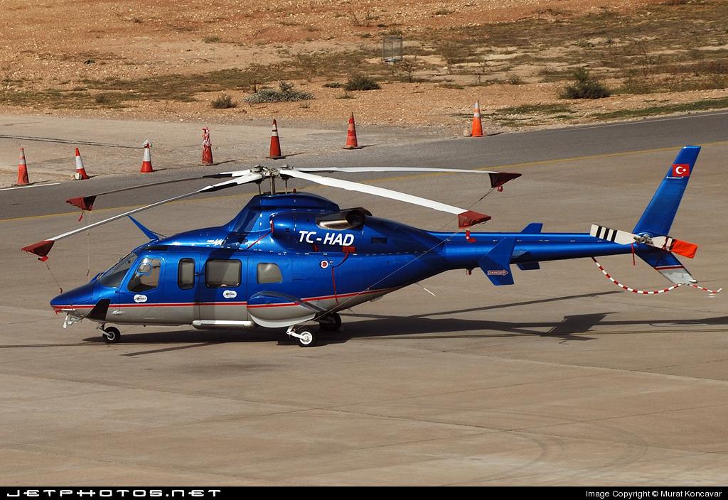 TC-HAD - Bell 430 - Private