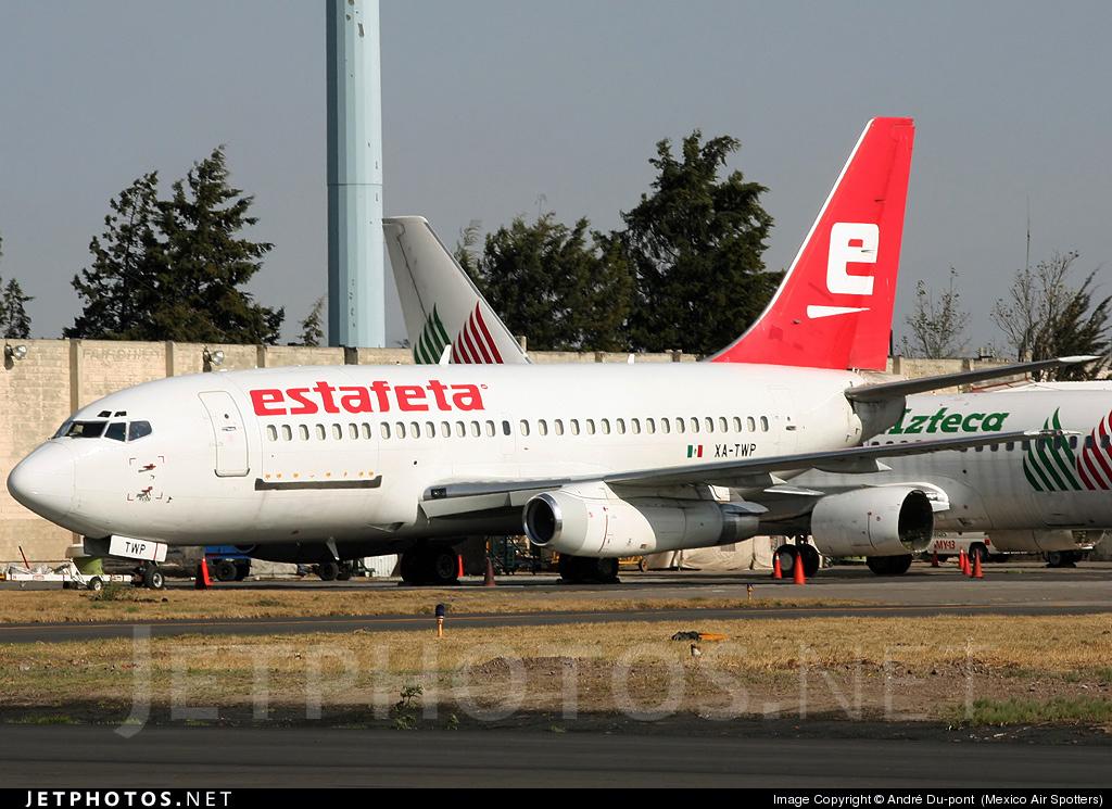XA-TWP - Boeing 737-229C(Adv) - Estafeta Carga Aérea
