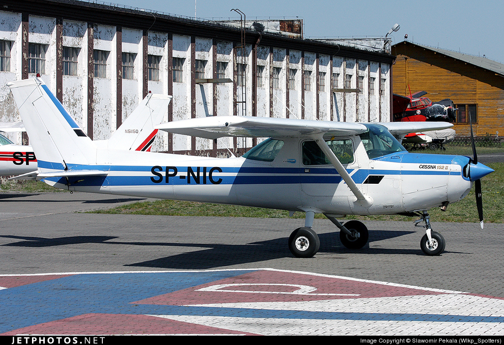 SP-NIC - Cessna 152 II - Private