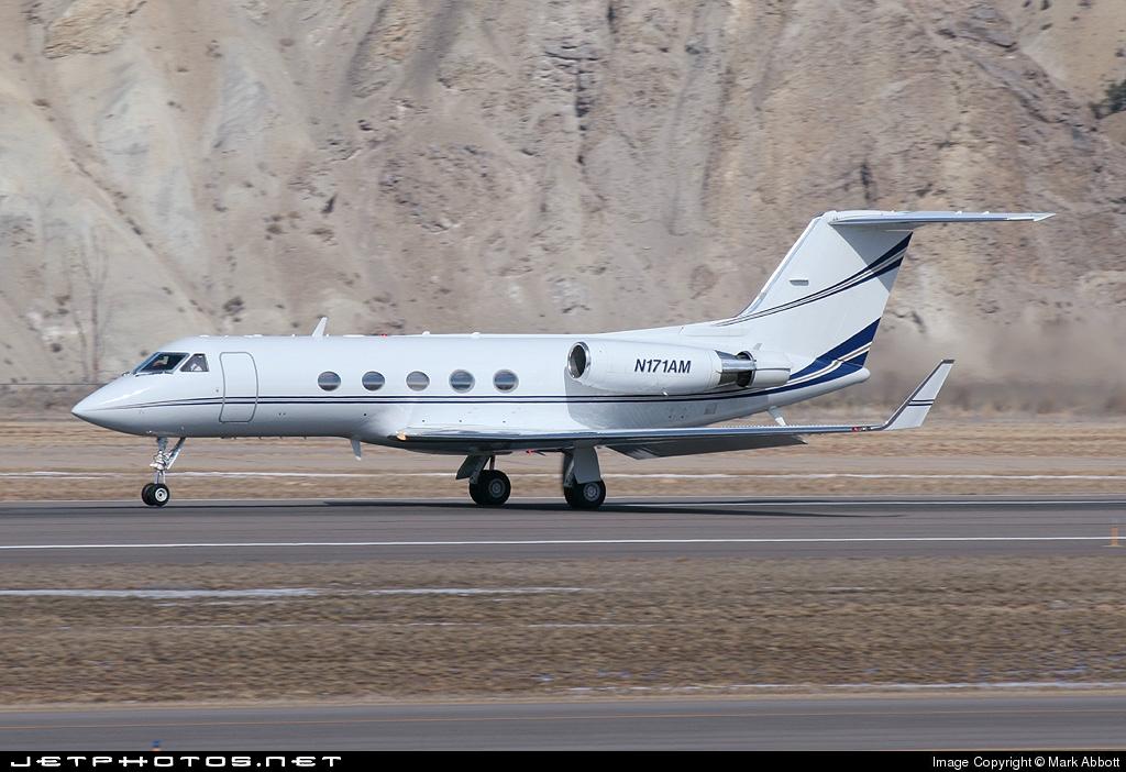 N171AM - Gulfstream G-III - Private