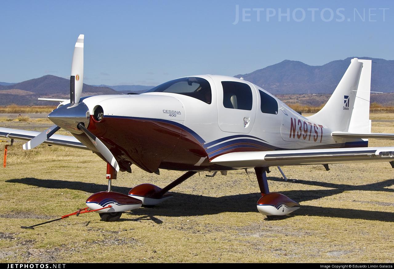 N397ST   Cessna 400 Corvalis TT   Private   Eduardo Limón Galarza ...
