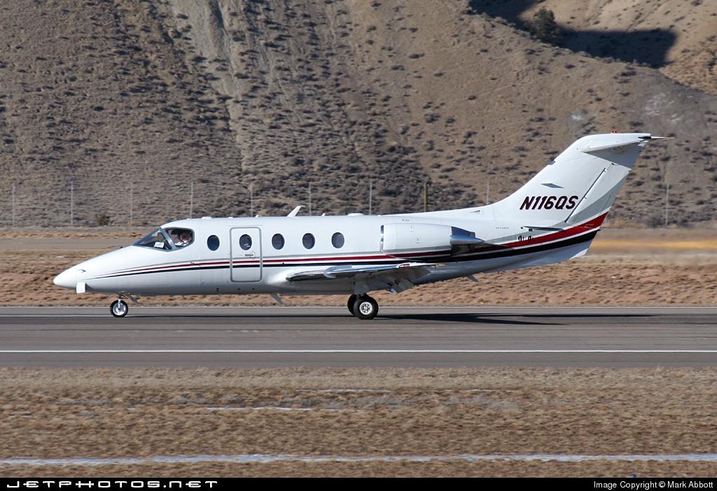 N116QS - Beechcraft 400A Beechjet - NetJets Aviation