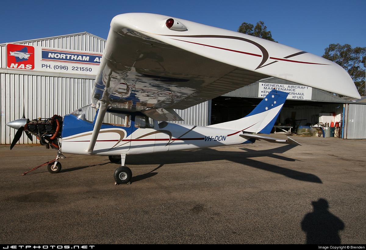 VH-DON - Cessna 182E Skylane - Private