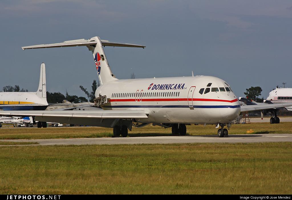 N919RW - McDonnell Douglas DC-9-31 - PAWA Dominicana